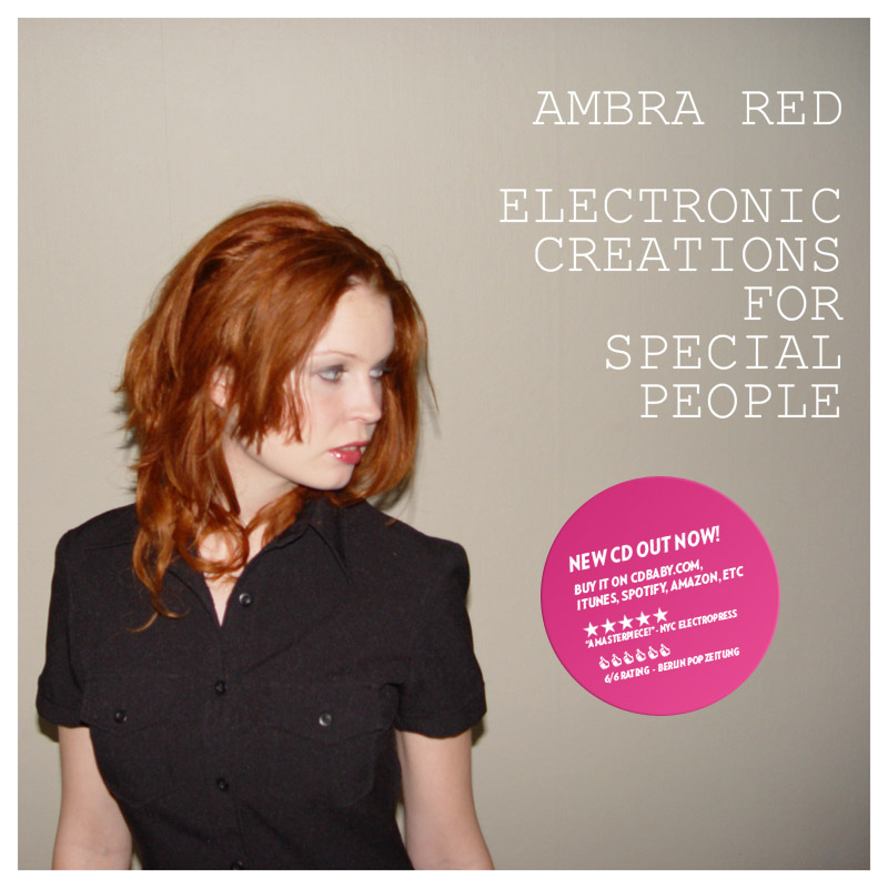 Ambra Red CD